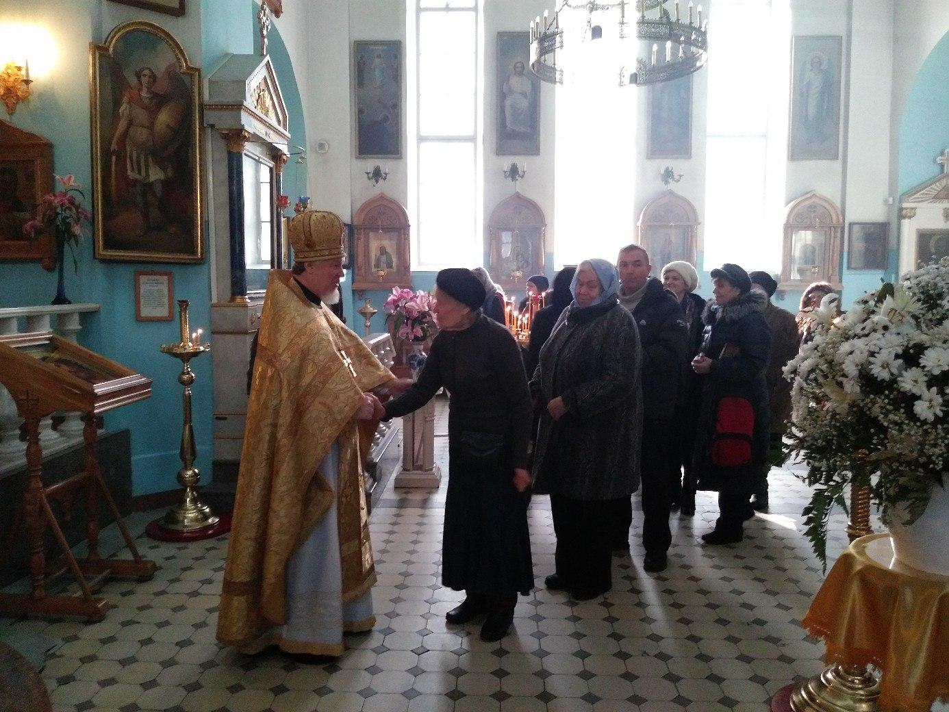 Неделя Торжества Православия 2018