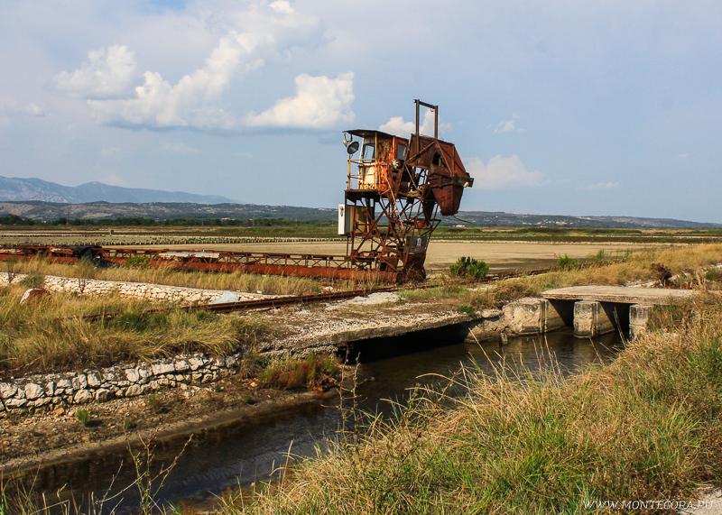 Заброшенная солеварня в Черногории