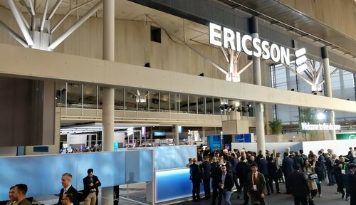 Ericsson на MWC2018