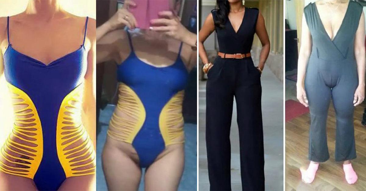 Вам посылка: к чему приводит страсть к покупке одежды через интернет (19 фото)