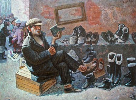 живопись картины СССР художник