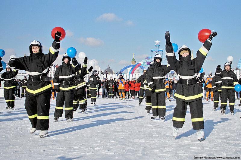 ВДНХ. Флэшмоб пожарных. 24.02.18.08..jpg