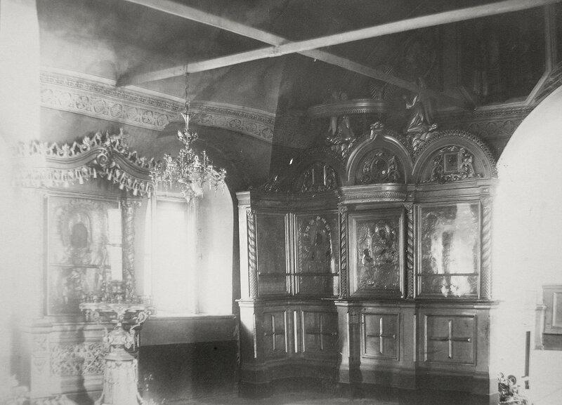 Придел Михаила Малеина собора Вознесенского монастыря