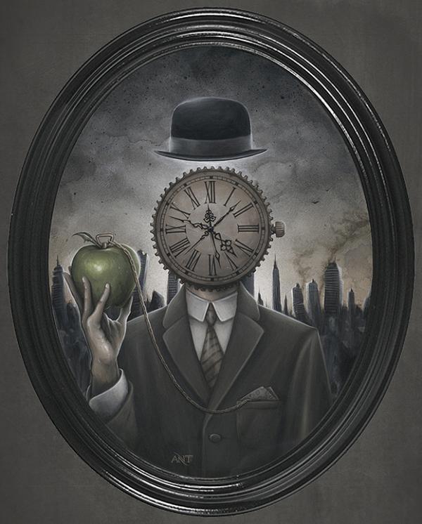 Artist - Anthony Clarkson