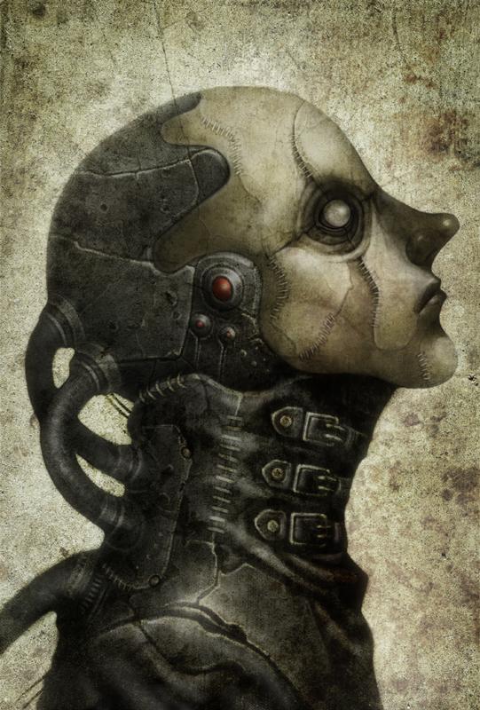 Cybernetic Art - Shichigoro-??Shingo