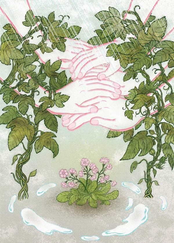 Spring Arrives (every year without fail) - Yuko Shimizu