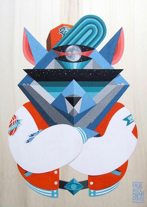 Geometric Art - Low Bros