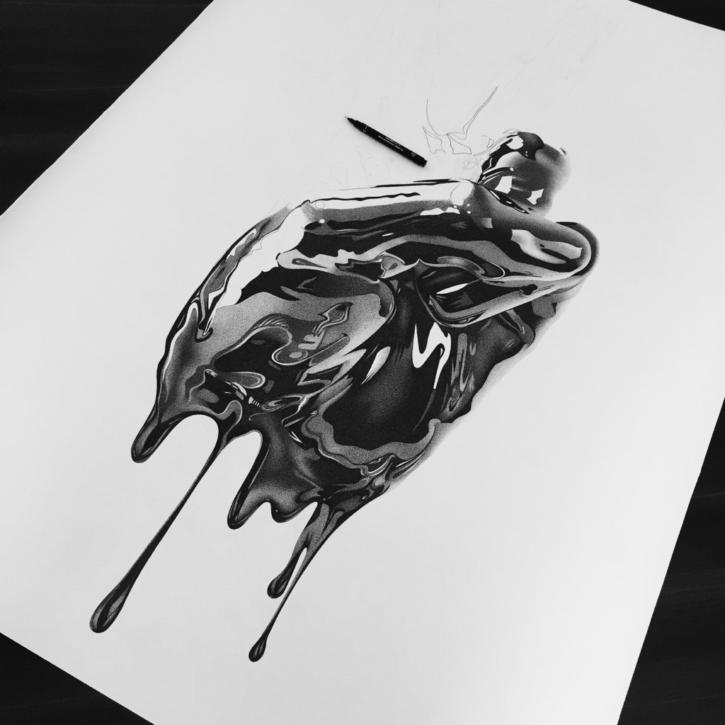 Mind-Blowing Ultra Realistic Drawings