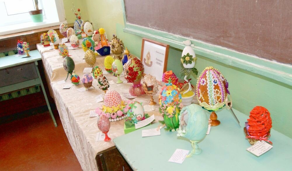 Конкурс-фестиваль «Пасхальное яйцо — 2018»