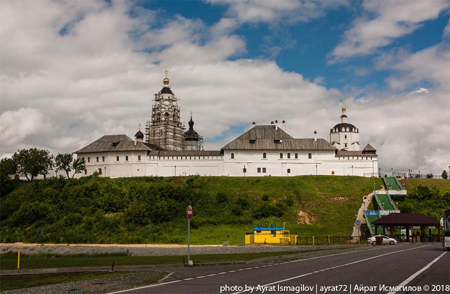 Остров-град Свияжск -