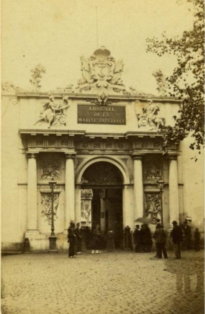 1860-е. Кольмар