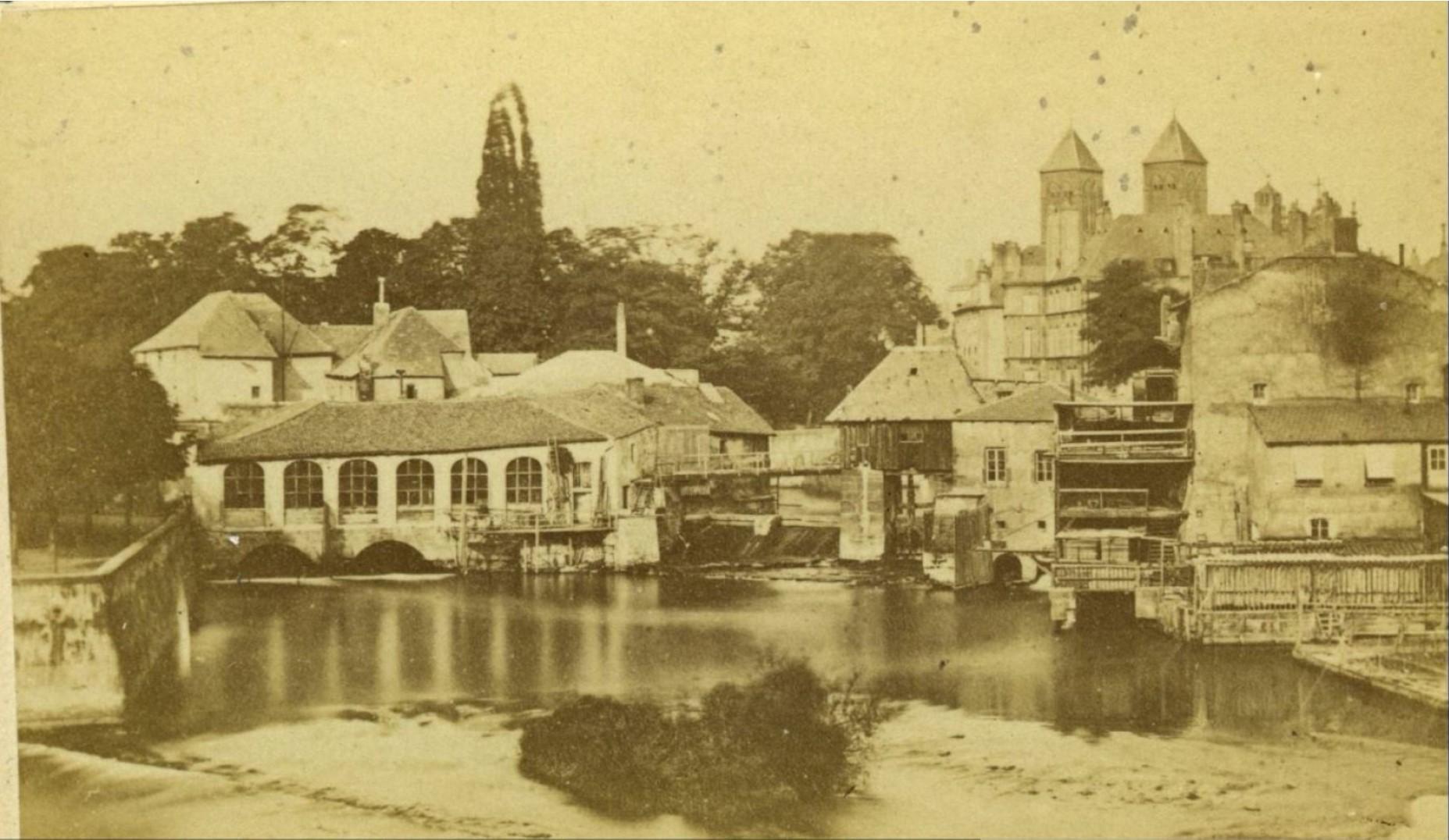 1860-е. Мец