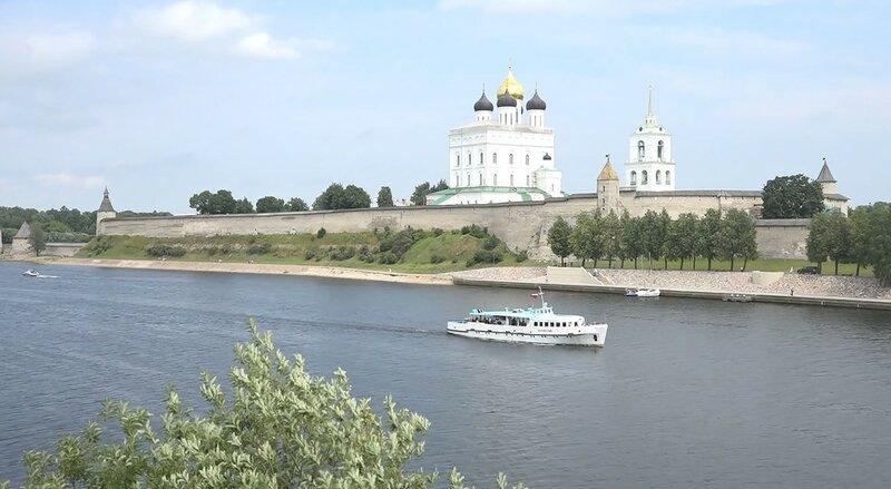 Псков - Троицкий Собор Псковского Кремля