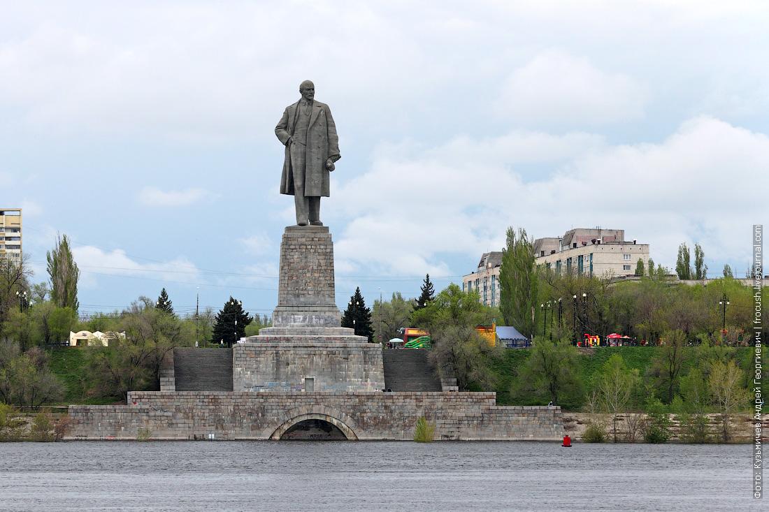 самый большой в мире памятник Ленину