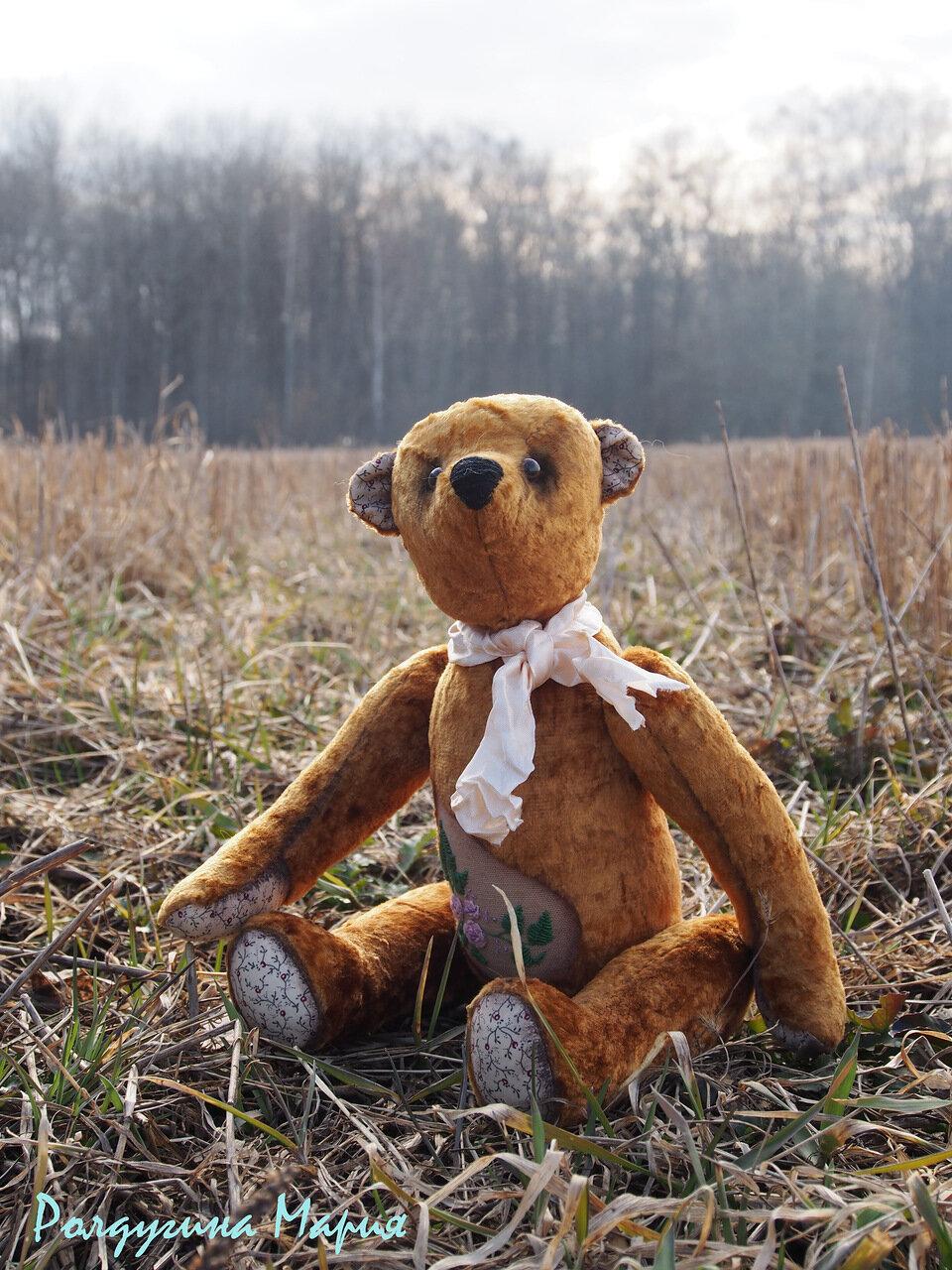 мишка тедди в Ясногорском районе!