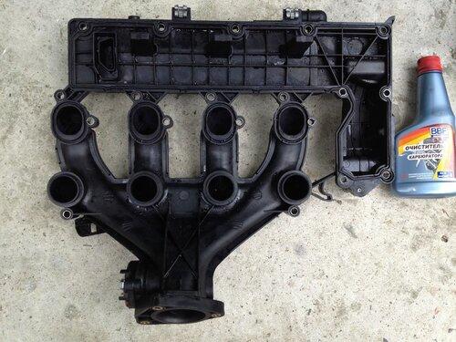 снять маслоотделитель на ford s max