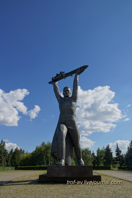 фото памятники победы в великой отечественной войне