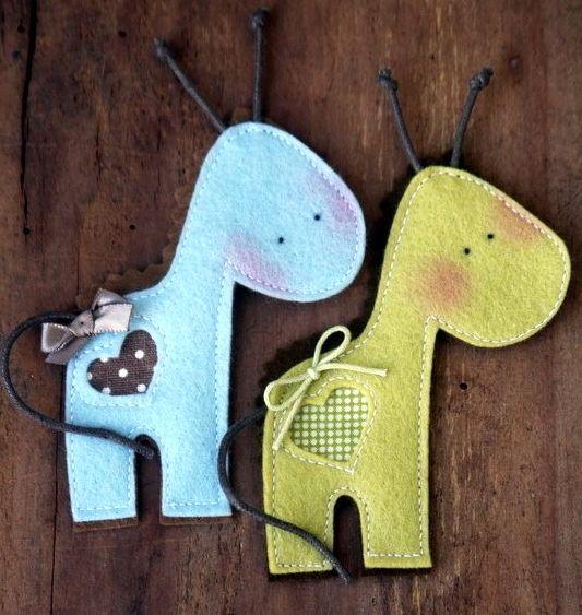 Felt Crafts Applications Diy Tutorial Ideas
