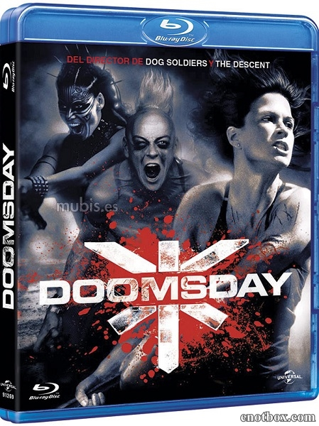 Судный день / Doomsday (2008/BDRip/HDRip)
