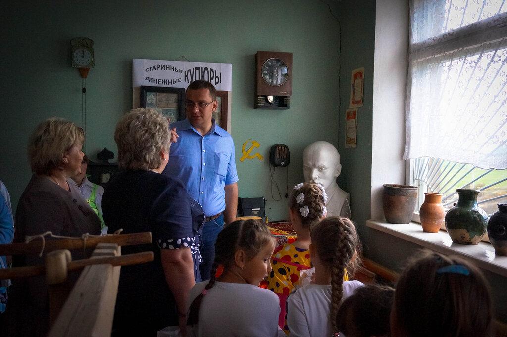 В Ривицком сельском поселении открылся исторический музей