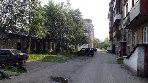 Фото города Инта №5290  Заводская 4а, 6 и 4 25.07.2013_13:44