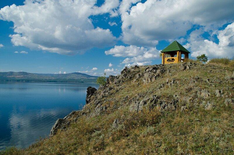 Озеро Тургояк, Крутики