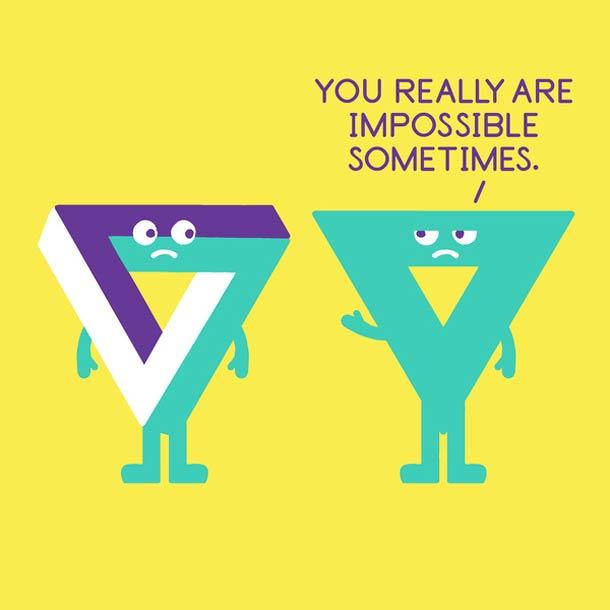 Иногда ты просто невозможен!