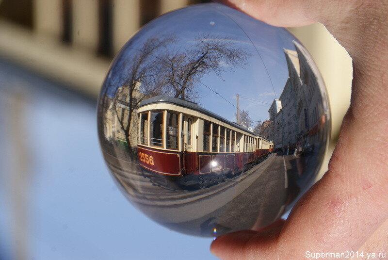 Трамвай серии «КП» (Коломенский прицепной)