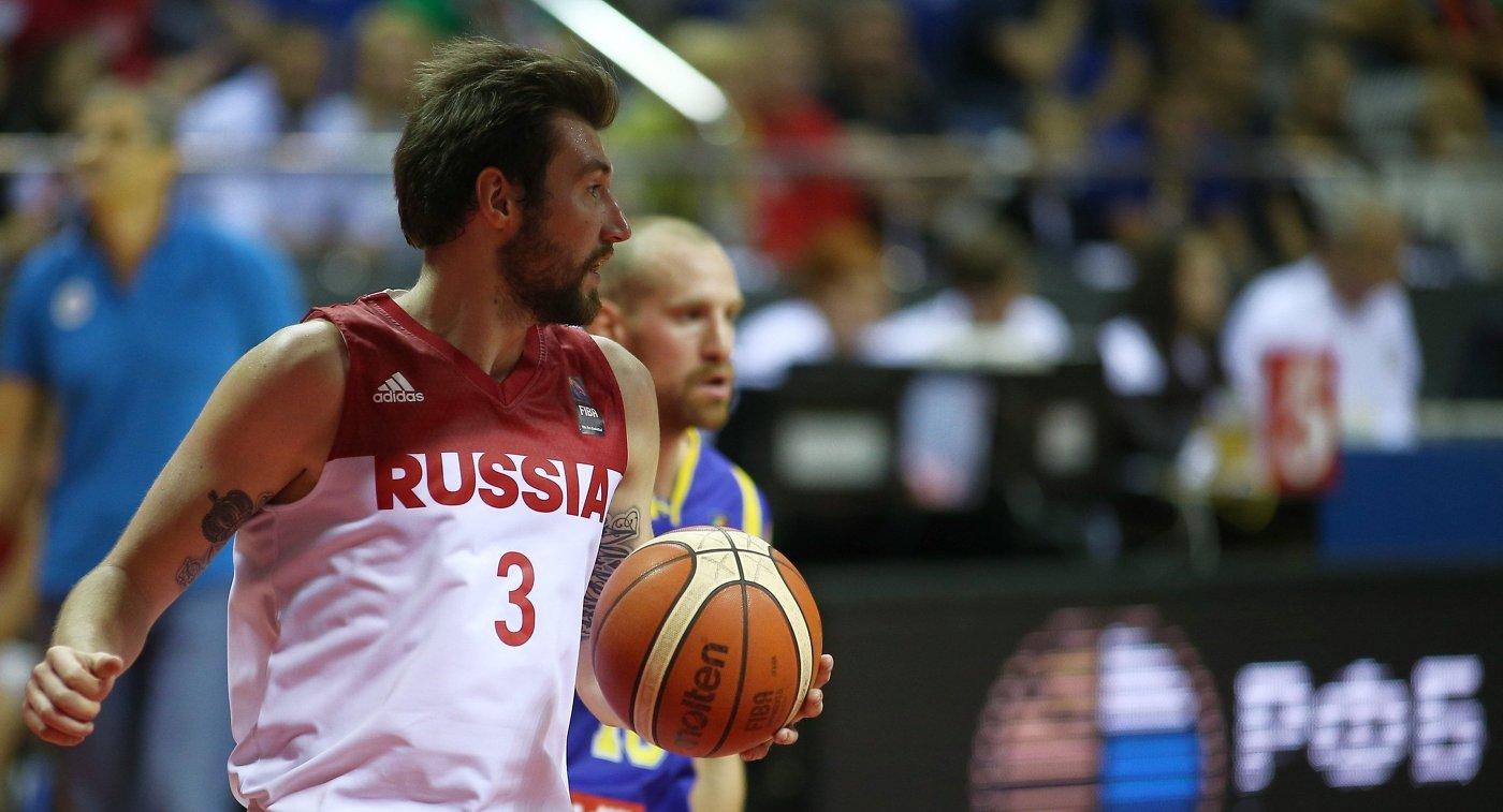 Сергей Карасев пропустит Евробаскет-2017 | Россия баскетбола