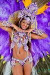 Бразильское танцевальное шоу Sol Brasil