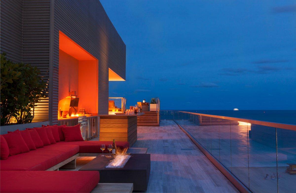 Квартира с огромной террасой