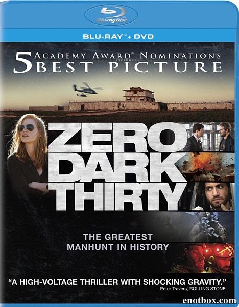 Цель номер один / Zero Dark Thirty (2012/BDRip/HDRip)