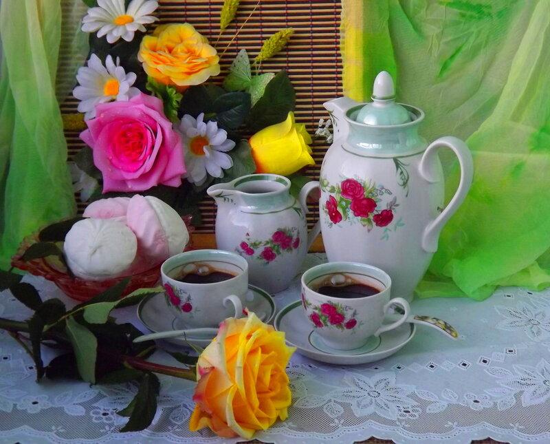 Кофе для нас...