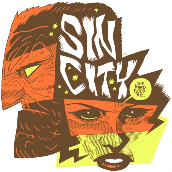 Cool Illustrations - Dan Hipp