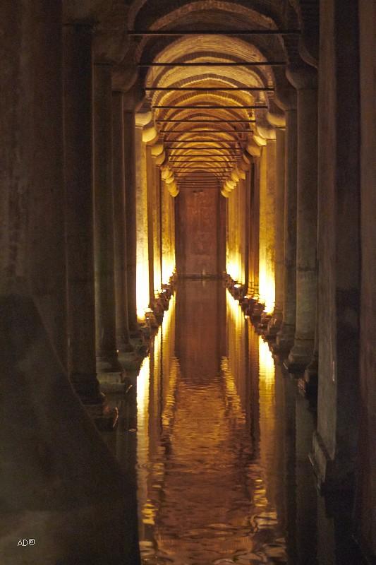 Стамбул - Цистерна Базилика