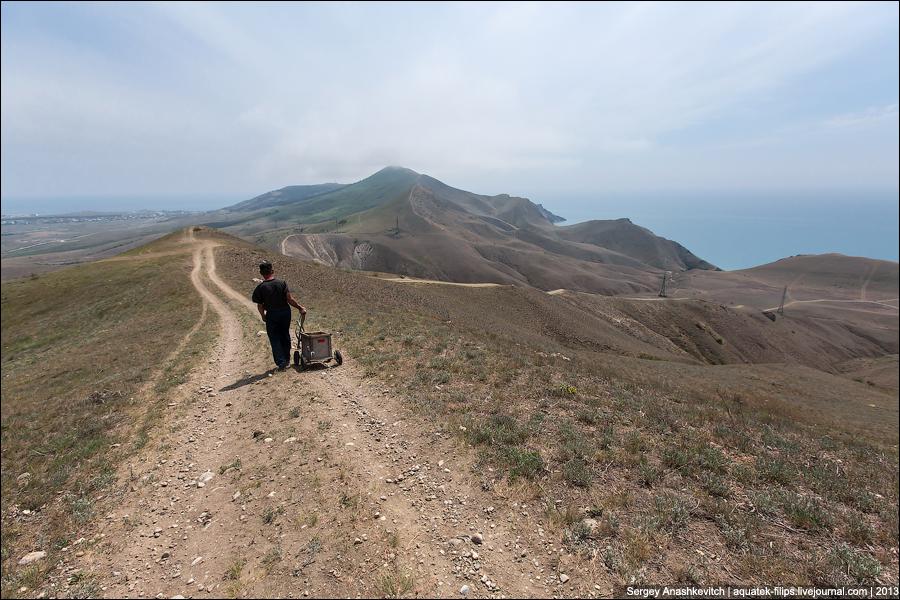 Нетуристические уголки Крыма