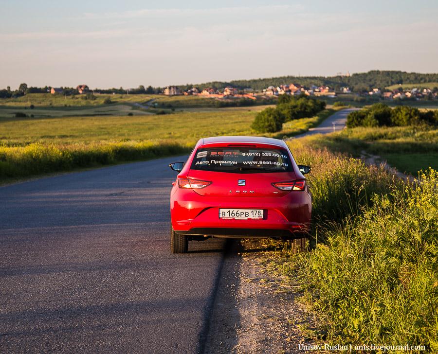 Новый SEAT Leon 2013