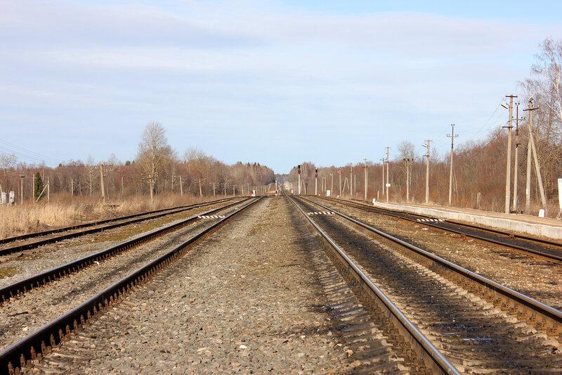 Станция Осуга