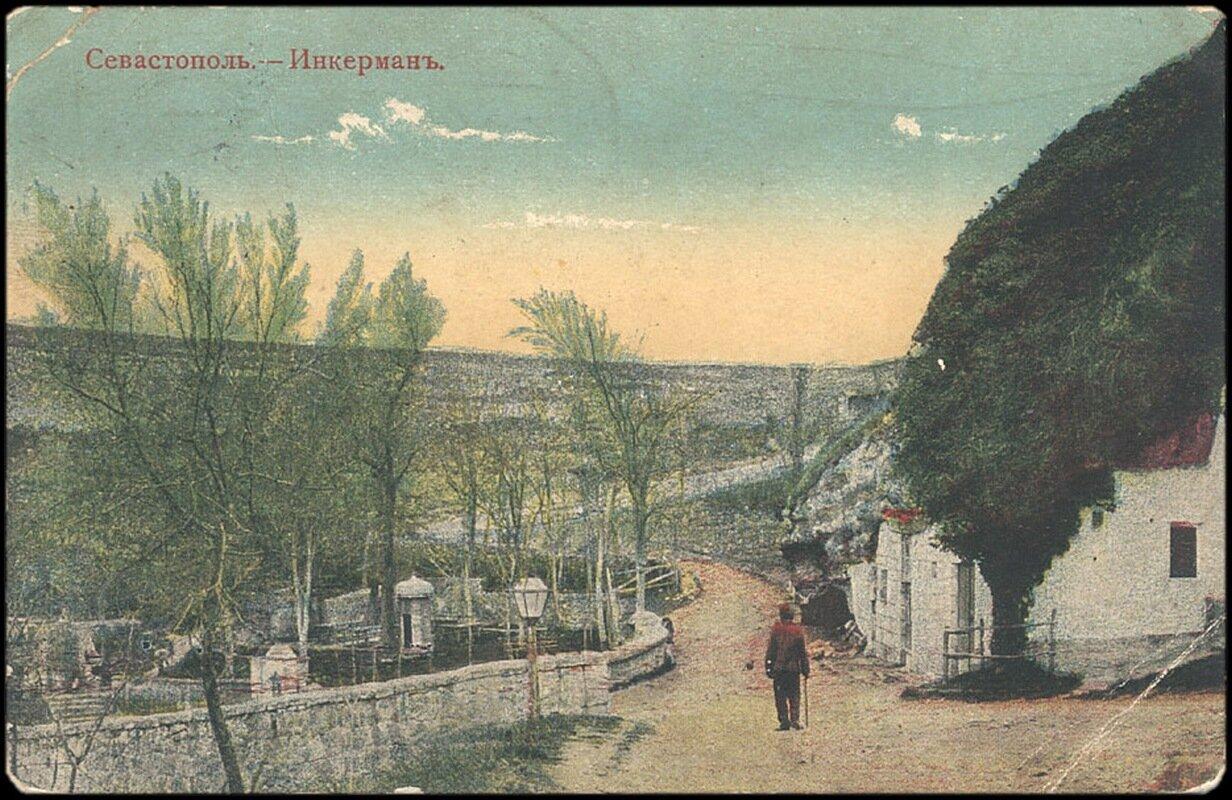 Окрестности Севастополя. Инкерман