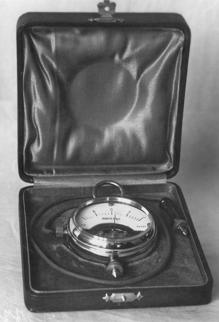 18. Внешний вид измерительного прибора Амперметр