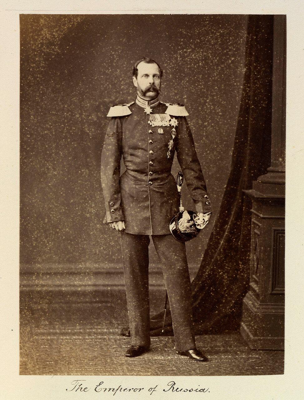 Александр II, император России (1818-1881). 1873