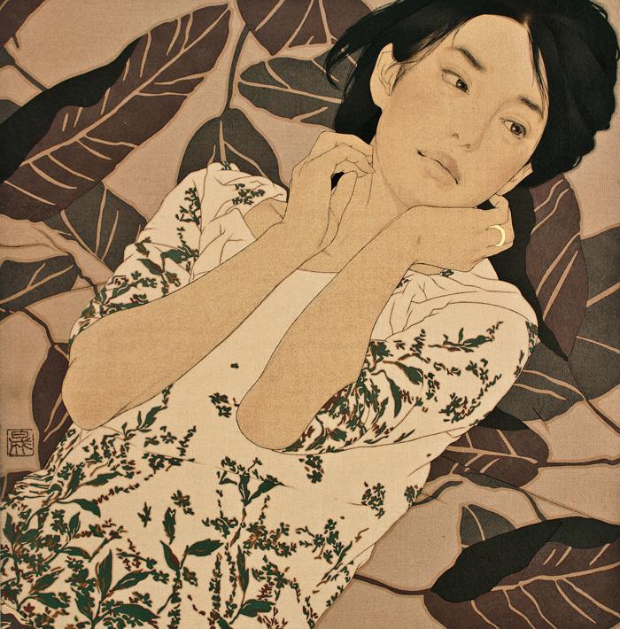 Pattern recognition, Ikenaga Yasunari80.png