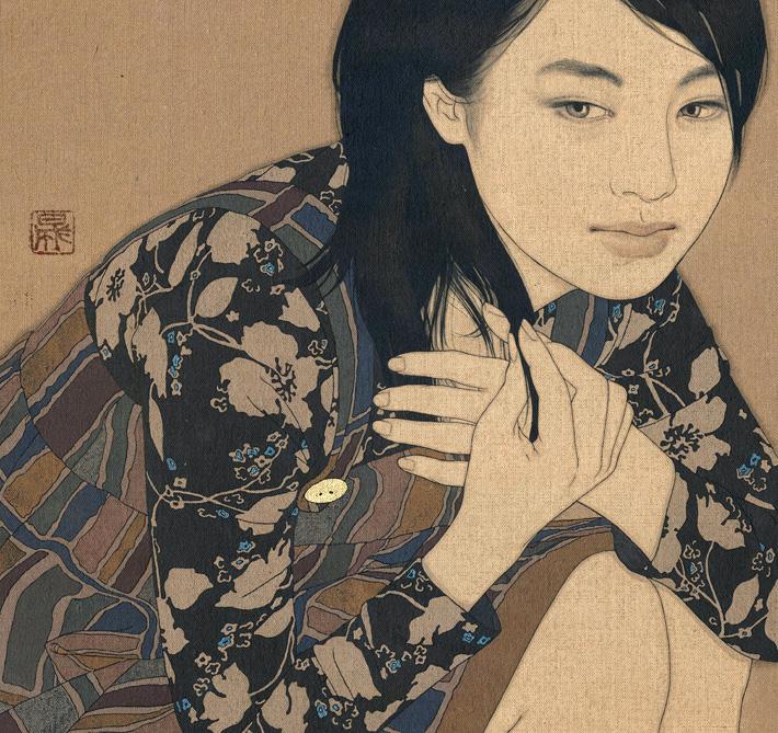 Pattern recognition, Ikenaga Yasunari280.jpg