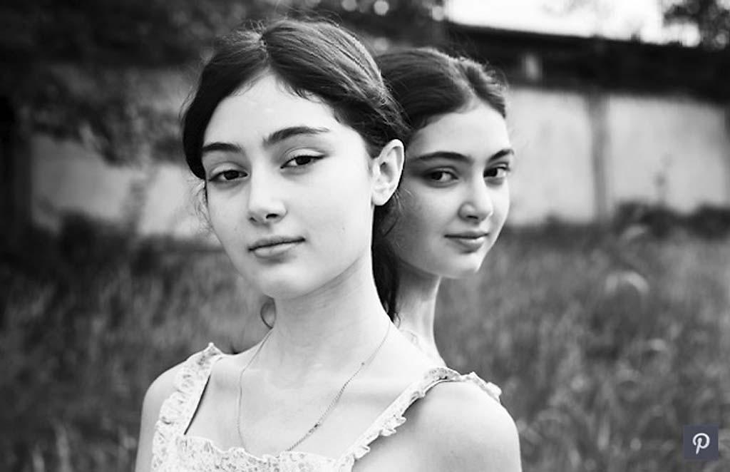 Дина Оганова, альбом_ Я-Грузия