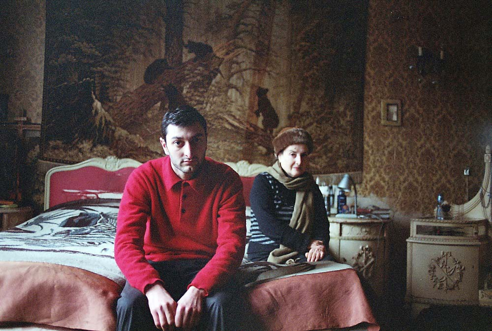 Ростом и Этери (сын и мать) Дина Оганова, альбом My Place.