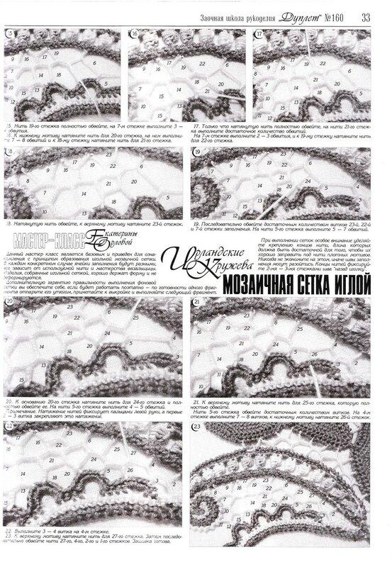 罗马尼亚花边衣(158) - 柳芯飘雪 - 柳芯飘雪的博客