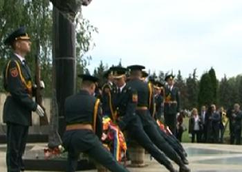 В Кишиневе отметили День Победы