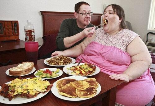 В Америки знают, как справиться с ожирением