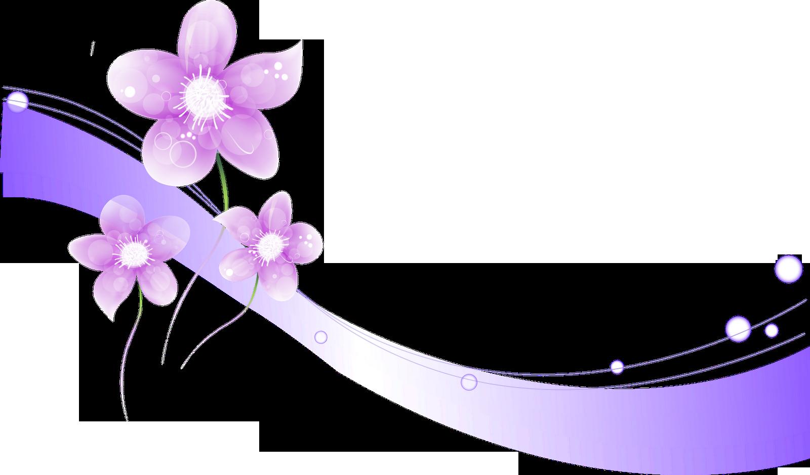 Узоры цветы png