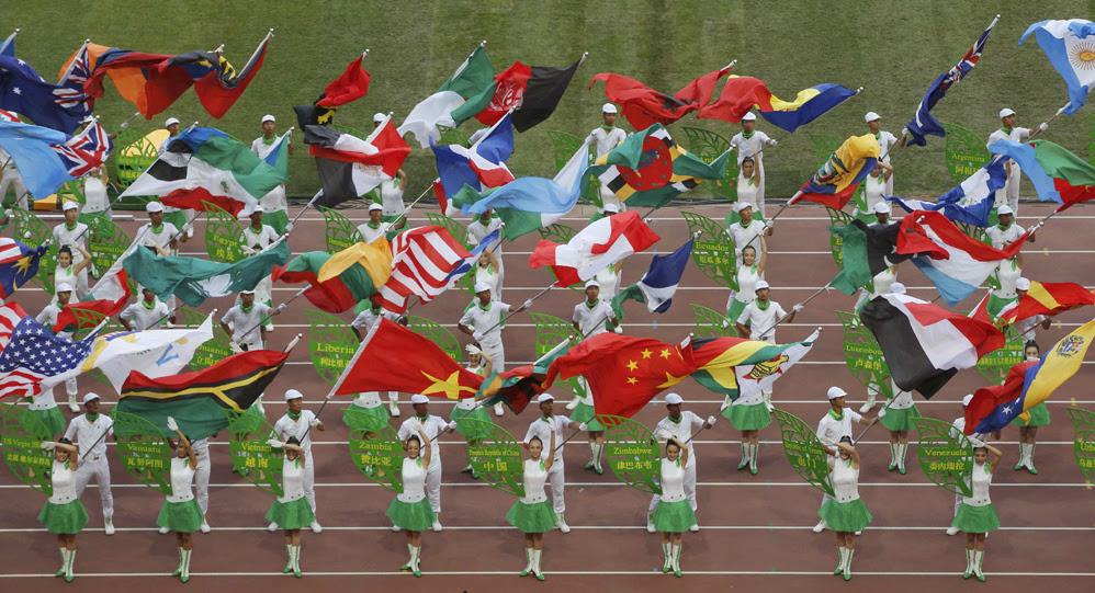 Красивые фотографии открытия XV чемпионата легкой атлетики в Пекине 0 13ff48 7186732d orig